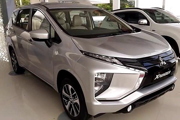 Dealer Mitsubishi Xpander Surabaya Tipe Exceed At