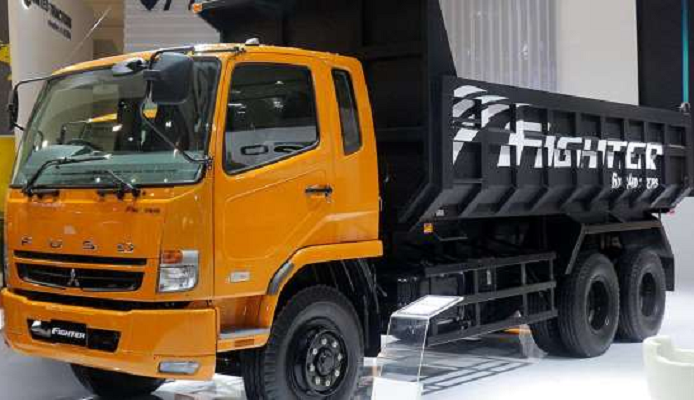 Mitsubishi Fuso Fighter terbaru