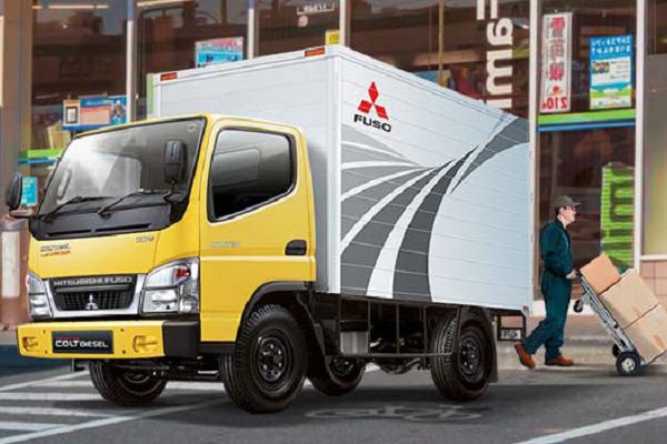 Harga Truk Mitsubishi Blitar Tipe FE 71 PS 4 Ban Murah
