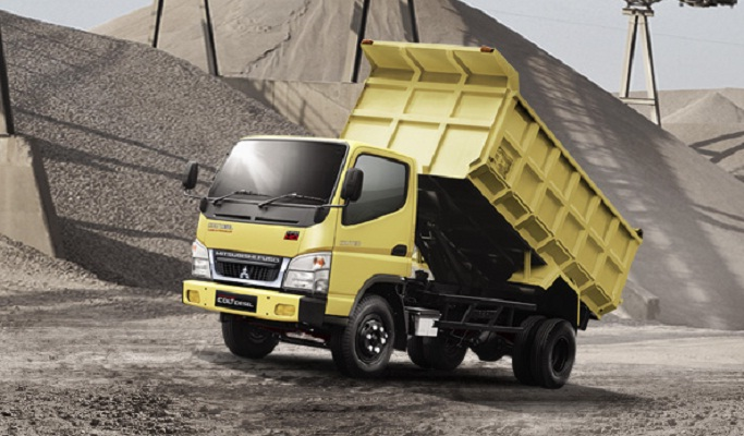 Sales Mitsubishi Madiun Colt Diesel Super Power FE SHD