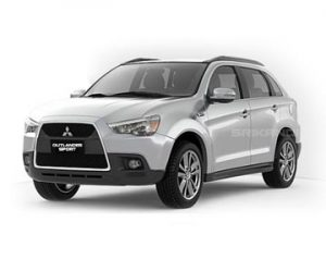 Download brosur outlander sport baru